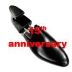 15周年記念 シューツリープレゼント