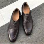 【新入荷】Edward Green DOVER 606E DARK BROWN UTAH R1SOLE