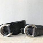 THE SOLE クロコダイルリングベルト入荷