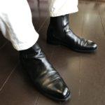 【再入荷】フラテッリジャコメッティ/サイドゴアブーツ