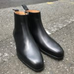 【新入荷】F.LLI Giacometti FG469 Zip-up Boots
